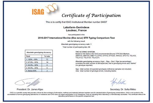 ISAG 2017
